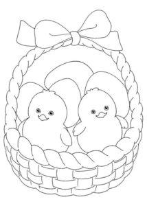 10.Gambar Mewarnai Ayam
