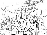 Gambar Mewarnai Thomas and Friends 1